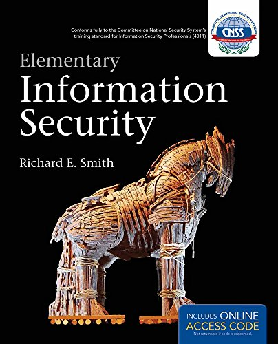 9781449648206: Elementary Information Security