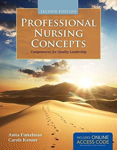 9781449649029: Professional Nursing Concepts
