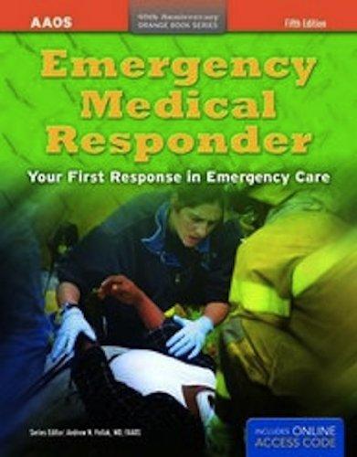 9781449650223: Emergency Medical Responder (AAOS Orange Books)