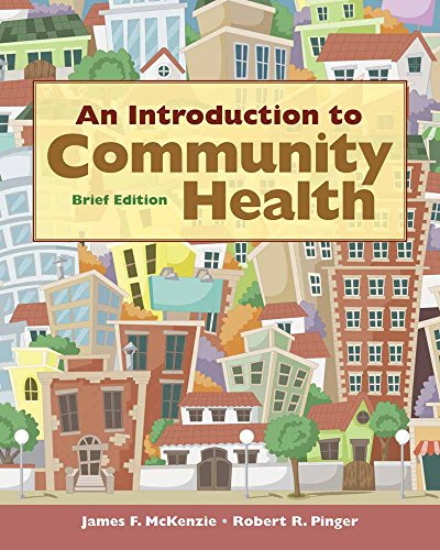 9781449651503: An Introduction to Community Health Brief Edition