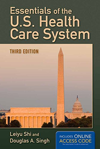 9781449652616: Essentials Of The U.S. Health Care System
