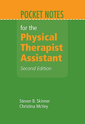 9781449653415: Pocket Notes for the Physical Therapist Assistant