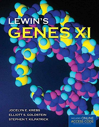 9781449659851: Lewin's Genes XI