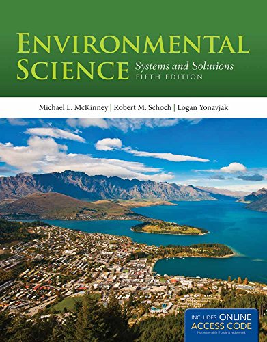 9781449661397: Environmental Science: Systems and Solutions