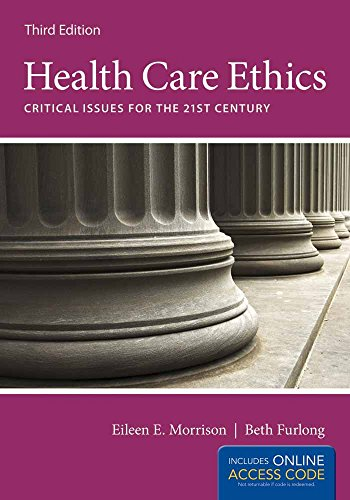9781449665357: Health Care Ethics: Critical Issues for the 21st Century - Access card package