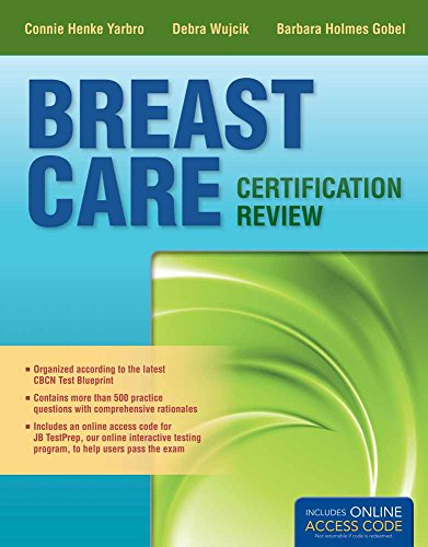 9781449667405: Breast Care Certification Review