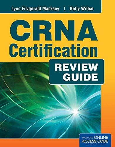 9781449670481: CRNA Certification Exam Review