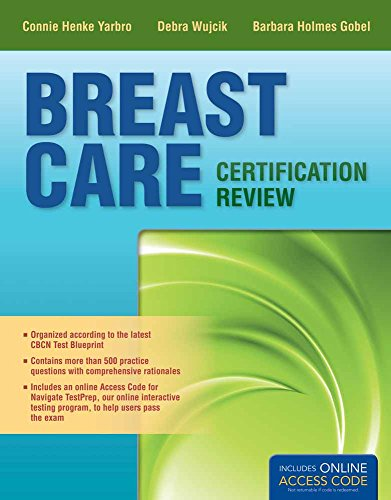 9781449672669: Breast Care Certification Review