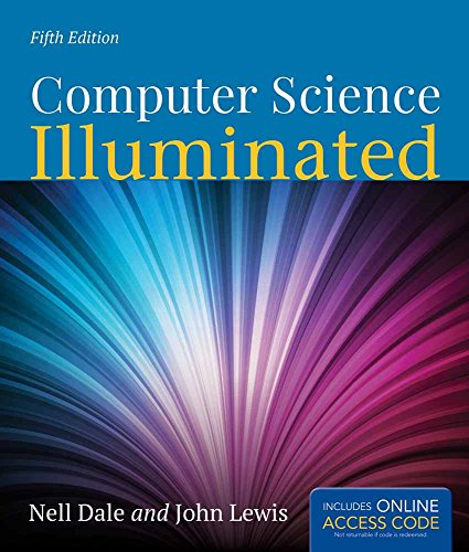 9781449672843: Computer Science Illuminated, 5th Edition
