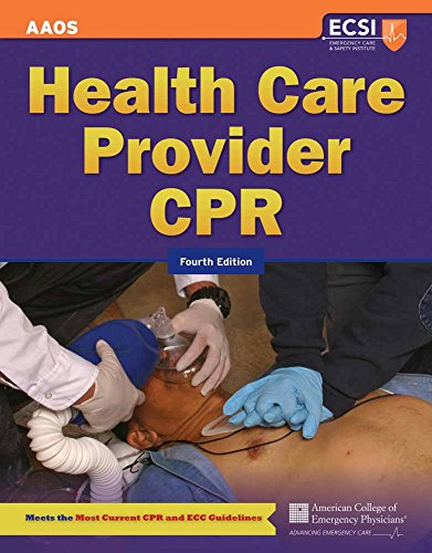 Health Care Provider CPR: American Academy of