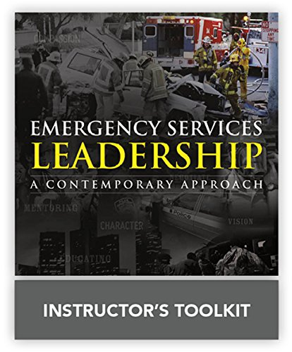 ITK EMERGENCY SERVICES LEADERSHIP: Foster