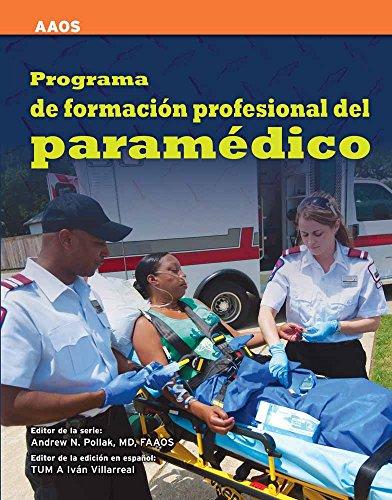 9781449679705: Programa de formacion profesional del paramedico (Spanish Edition)