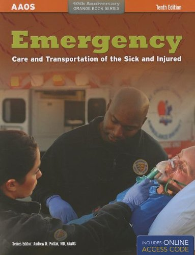 9781449685881: Emergency Care And Transportation Of The Sick And Injured (Orange Book Series)