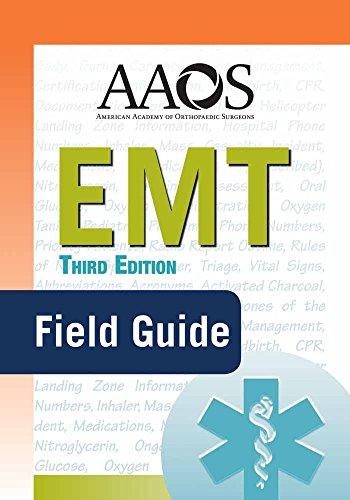 9781449686666: EMT Field Guide