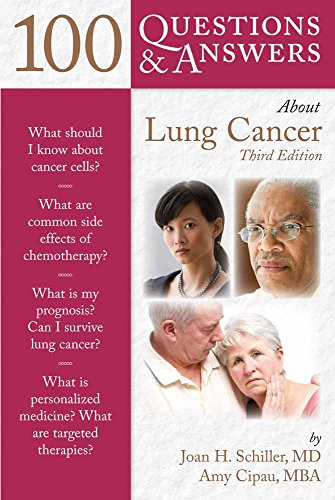 9781449687571: 100 Questions & Answers About Lung Cancer (100 Questions and Answers)