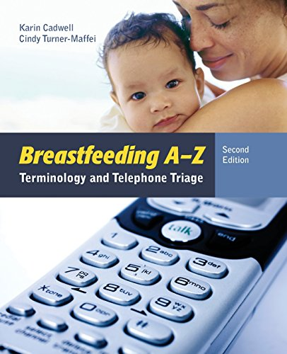 9781449687762: Breastfeeding A-Z: Terminology and Telephone Triage