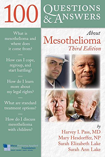 9781449688080: 100 Questions & Answers About Mesothelioma