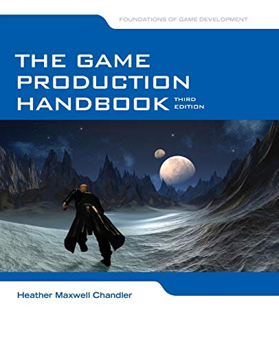 9781449688097: The Game Production Handbook