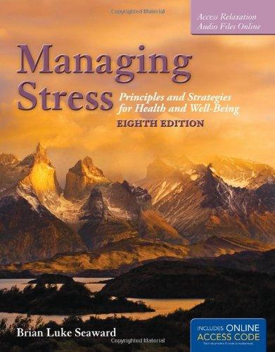 9781449688448: Managing Stress