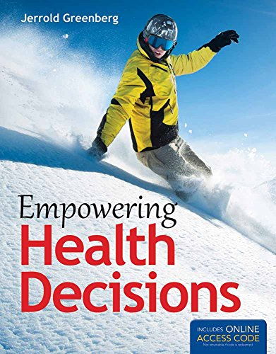 Empowering Health Decisions: Jerrold S. Greenberg