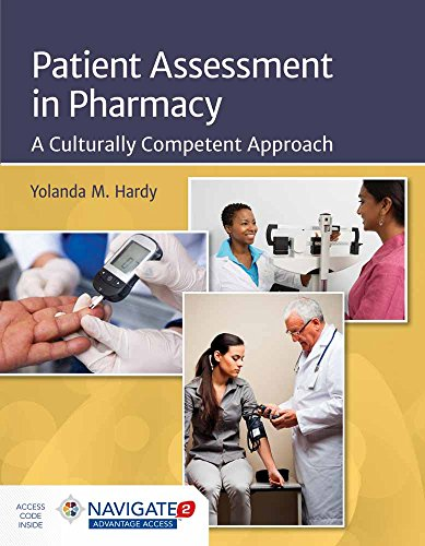 9781449690731: Patient Assessment In Pharmacy (Book): A Culturally Competent Approach