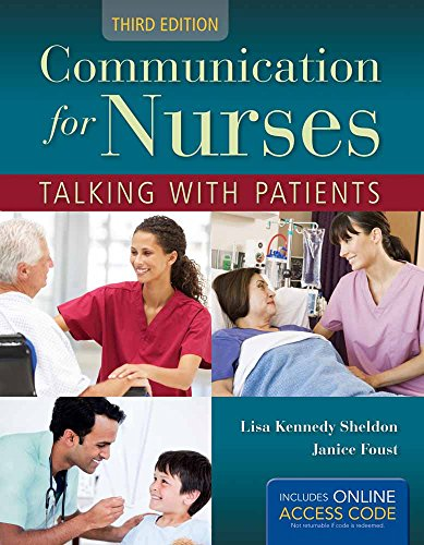 9781449691776: Communication for Nurses: Talking with Patients