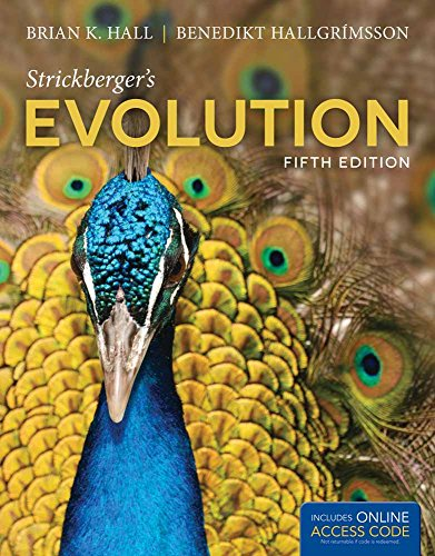 Strickberger's Evolution (1449691927) by Brian Keith Hall