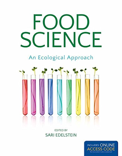 Food Science, An Ecological Approach: Sari Edelstein