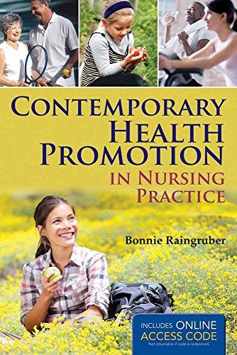 9781449697211: Contemporary Health Promotion in Nursing Practice