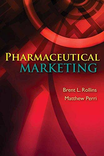 9781449697990: Pharmaceutical Marketing