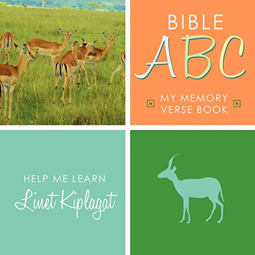9781449719302: BIBLE ABC: My Memory Verse Book