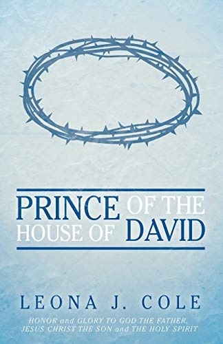 9781449723095: Prince of the House of David