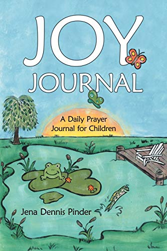 9781449731830: Joy Journal: A Daily Prayer Journal for Children