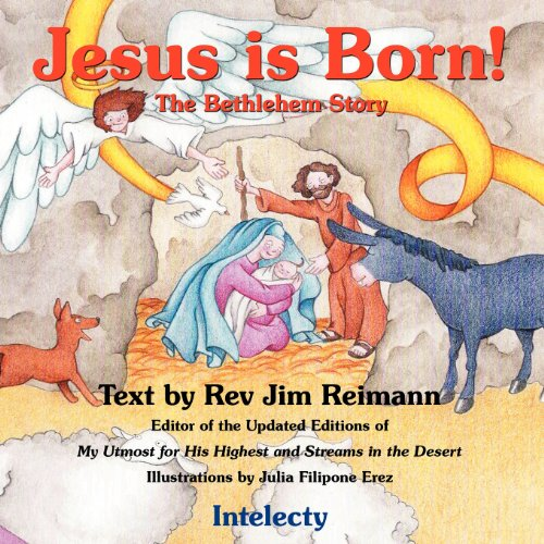 9781449744601: Jesus is Born!: The Bethlehem Story