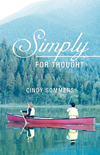Simply for Thought: Cindy Sommers