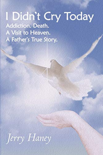 9781449748371: I Didn't Cry Today: Addiction. Death. A Visit to Heaven. A Father's True Story