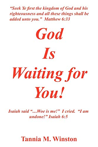 9781449753856: God is Waiting for You!