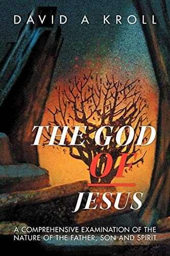 9781449772857: The God of Jesus: A Comprehensive Examination of the Nature of the Father, Son and Spirit