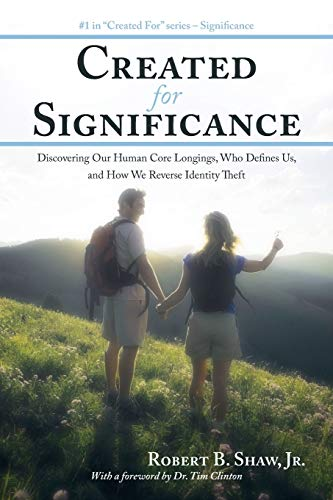9781449794736: Created for Significance: Discovering Our Human Core Longings, Who Defines Us, and How We Reverse Identity Theft