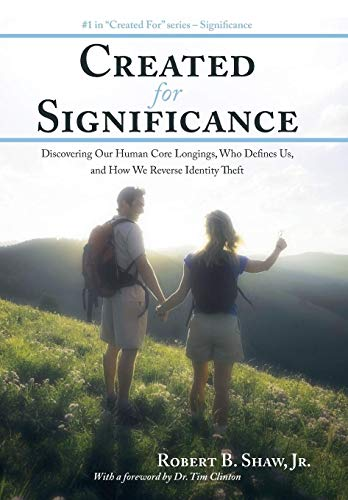 9781449794743: Created for Significance: Discovering Our Human Core Longings, Who Defines Us, and How We Reverse Identity Theft
