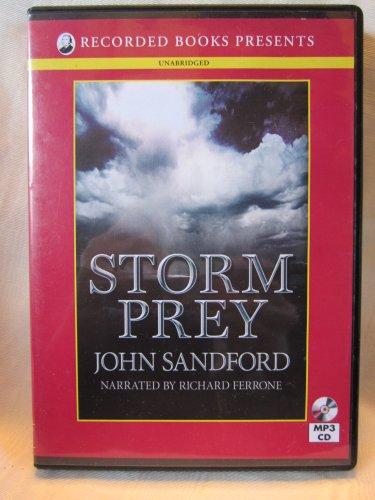 9781449811440: Storm Prey (Unabridged)