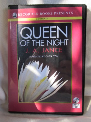 Queen of the Night by J. A. Jance Unabridged MP3 CD Audiobook: J. A. Jance
