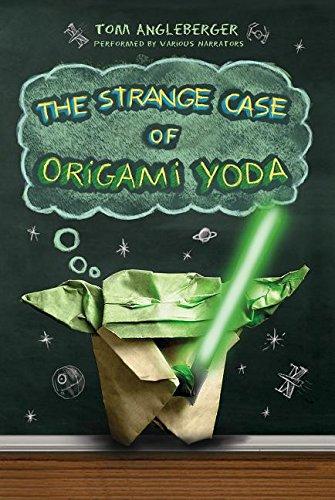 9781449845049: The Strange Case of Origami Yoda