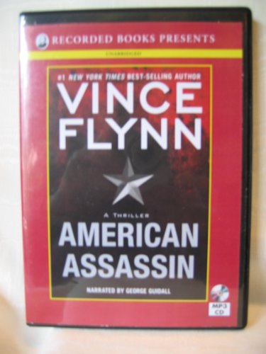 9781449846053: American Assassin (Unabridged)