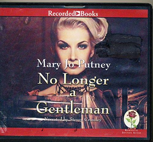 9781449853969: No Longer a Gentleman by Mary Jo Putney Unabridged CD Audiobook