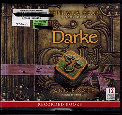 9781449862190: Darke (Septimus Heap, #6)