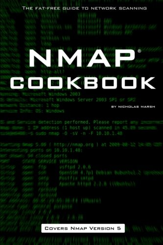 9781449902520: Nmap Cookbook: The Fat-free Guide to Network Scanning