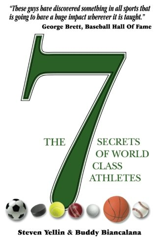 9781449907648: The 7 Secrets of World Class Athletes