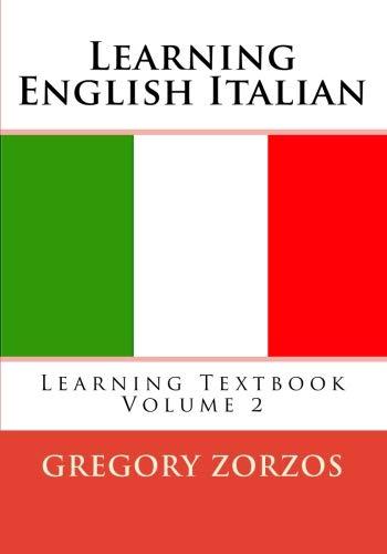 9781449909291: Learning English Italian: Learning Textbook Volume 2
