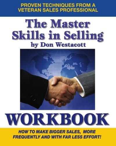 9781449919849: The Master Selling Skills Workbook